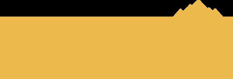 Yellow Mountain Graphic