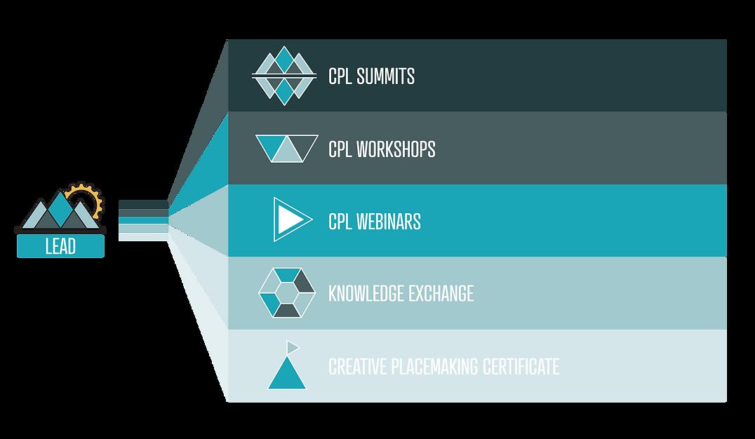 Diagram of LEAD program of NCCP