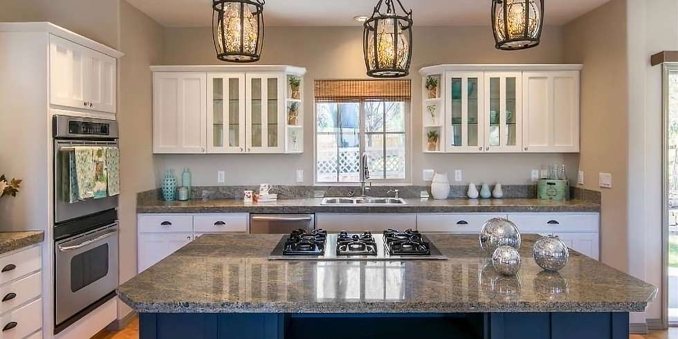 Kitchen & Bathroom Cabinet Painting Class