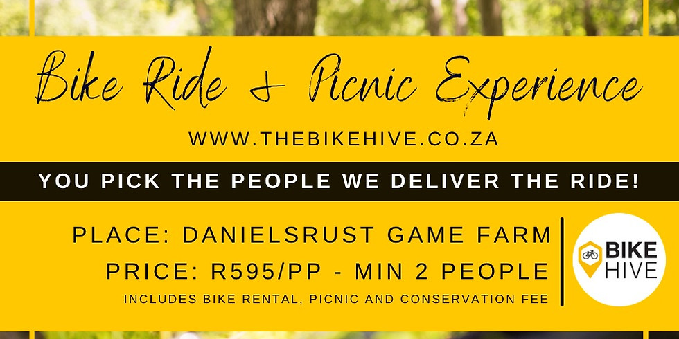 Danielsrust Game Farm - MTB and Picnic Package