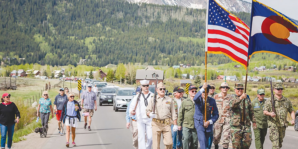 Crested Butte Annual Memorial Day Luncheon