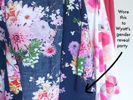 Clothing Organization // Closet & Dresser