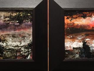 DERNIERS JOURS/ LAST DAYS Point Rouge Gallery-Paris MINIMENTA 2016