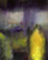 _Katla_ 162 x 130 cm. Technique mixte su