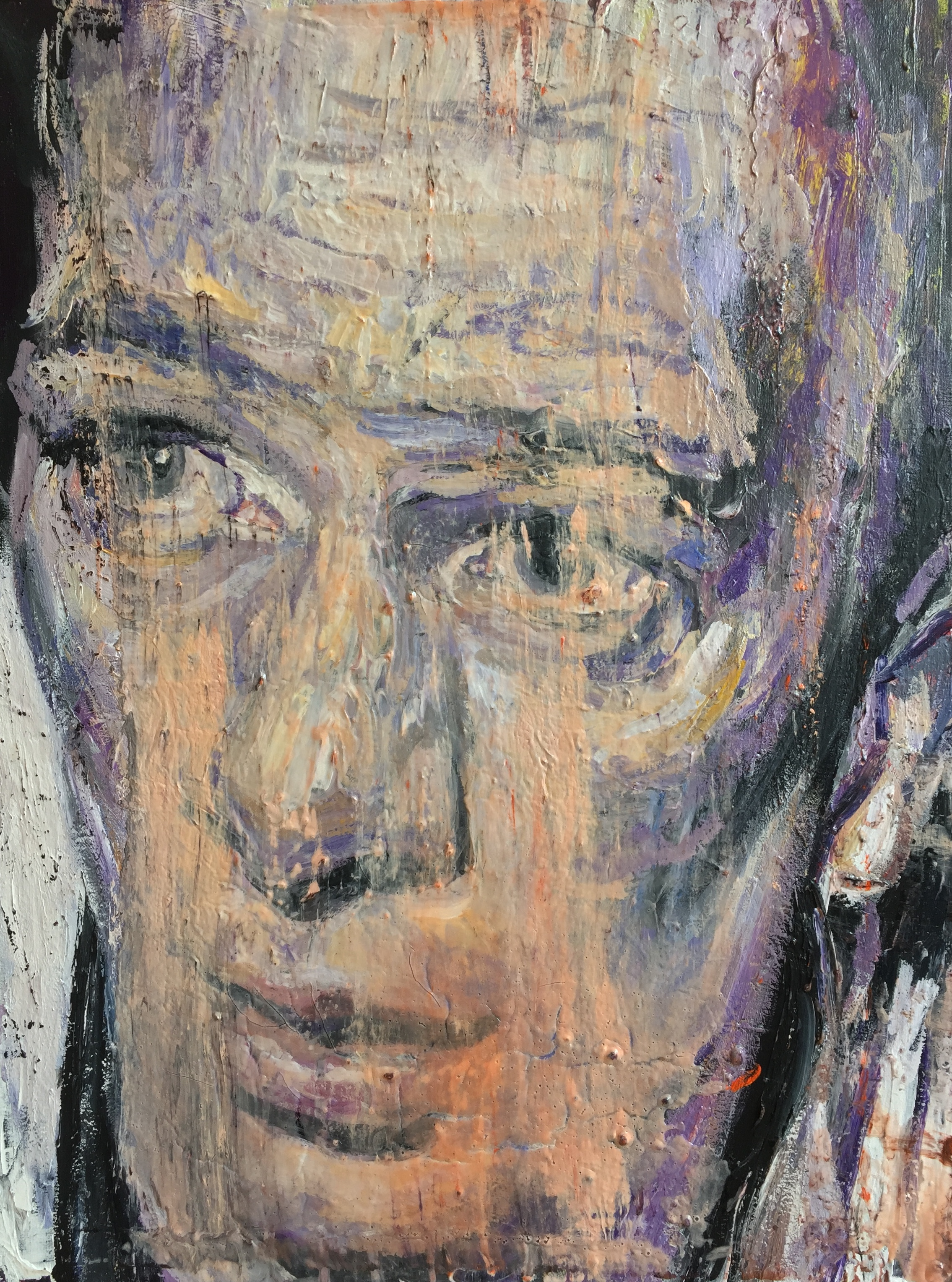 Portrait de F.M. EINHEIT