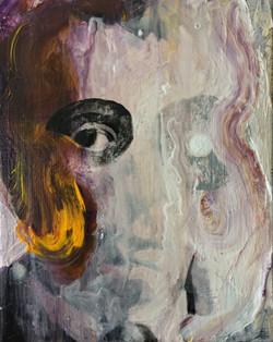"""Portrait de """"Hans Jean Arp"""""""