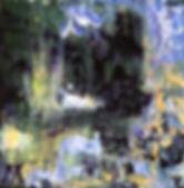 _Heat wave_ 20 x 20 cm. Technique mixte