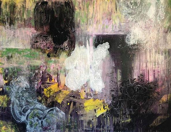 Exposition personnelle à la Galerie Arna
