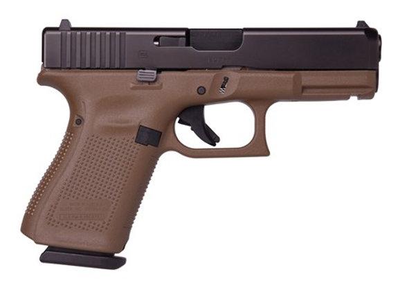 Glock 19 Gen 5 FDE
