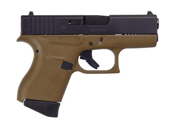 Glock 43 Gen 3 FDE