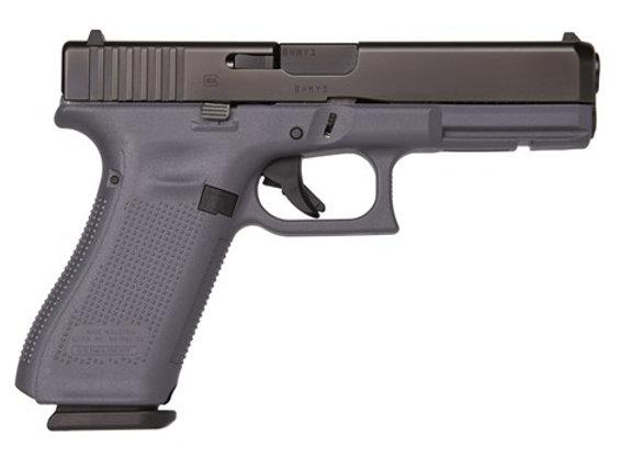 Glock 17 Gen 5 - Grey