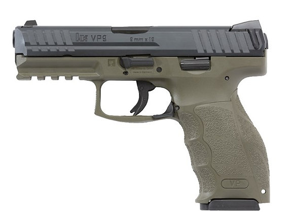 H&K VP9 Olive Drab Green