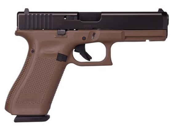 Glock 17 Gen 5 FDE
