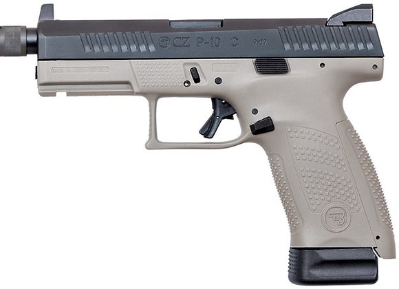 CZ P-10 Compact (Suppressor Ready)