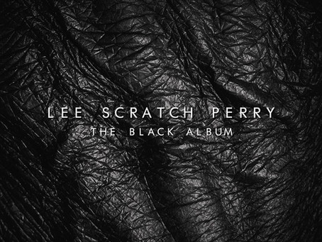 Lee Scratch Perry - The Black Album