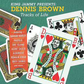 King Jammy - Dennis Brown Tracks of Life