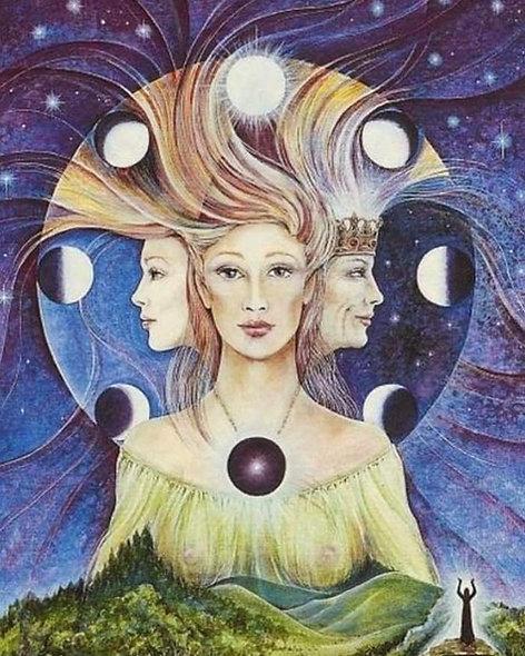 Voyage au Coeur de votre féminin sacré