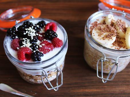5 raisons de manger des yaourts de 24h