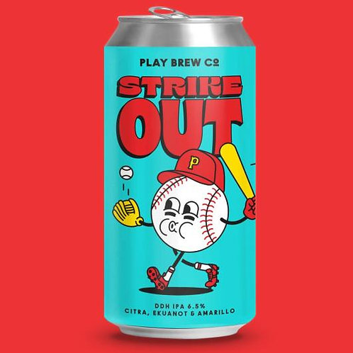 Play Brew - Strike Out