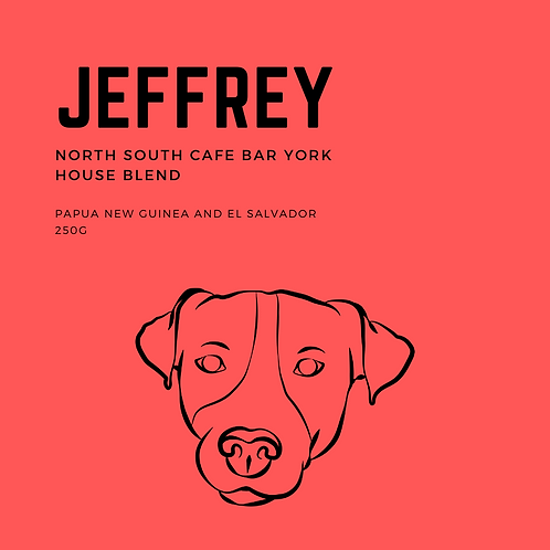 North South Coffee -            Jeffrey