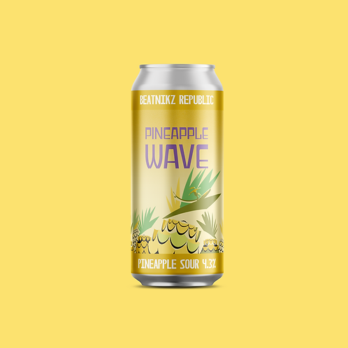 Beatnikz Republic - Pineapple Wave
