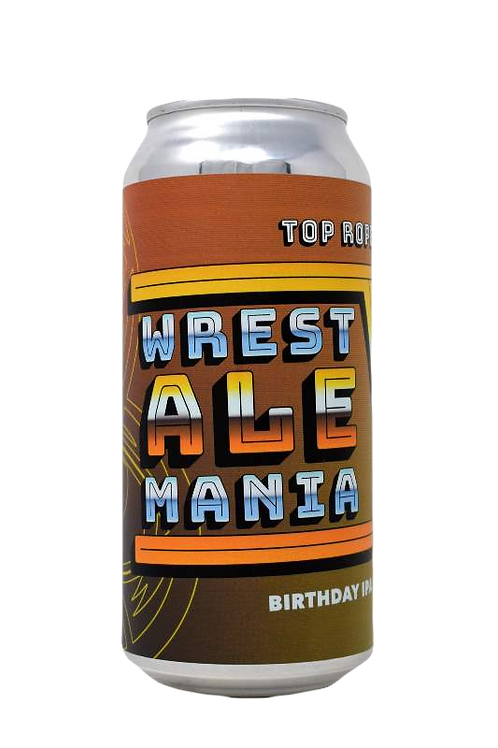 Top Rope - Wrest-Ale Mania V