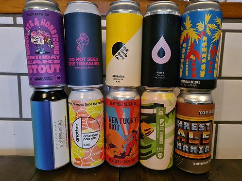 Mixed Beer Box - 10