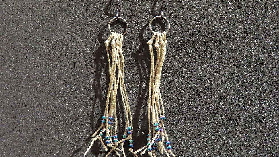 Corded Earrings #2005