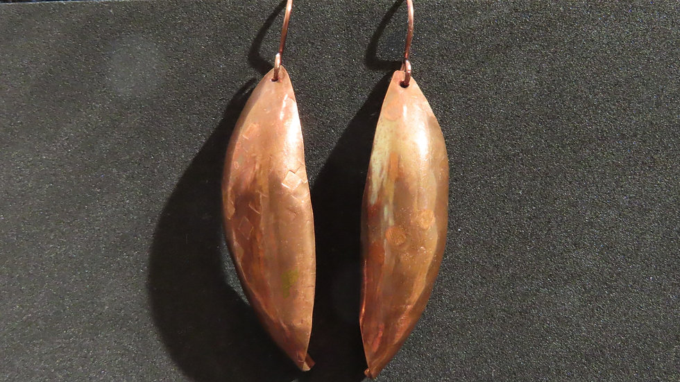 Copper Earrings #2007