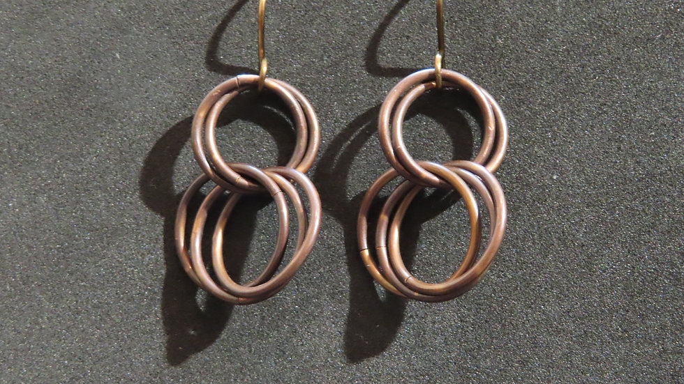 Chainmaille Earrings #2040