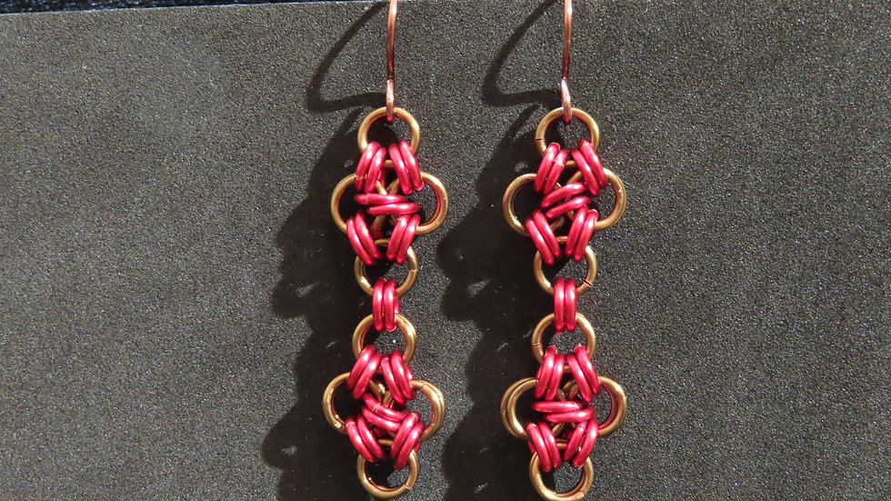 Chainmaille Earrings #2020