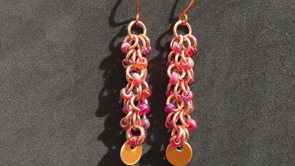 Chainmaille Earrings #2023