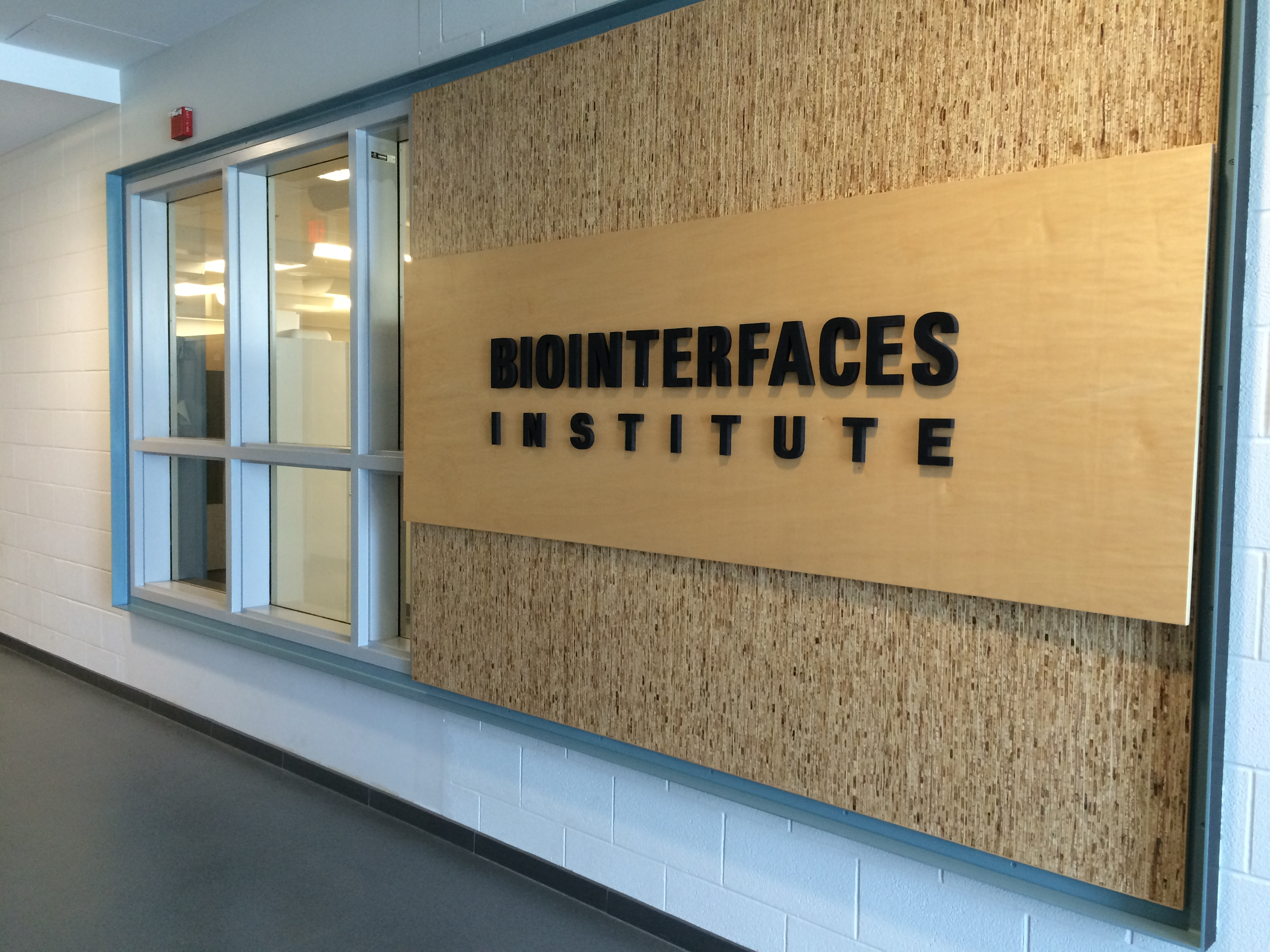 Biointerfaces Institute, McMaster U