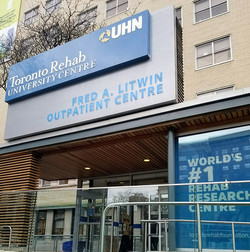 Toronto Rehab Institute, Toronto