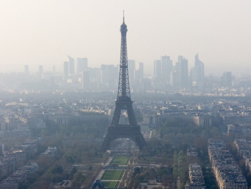 In Paris, Over 1.5 Million People Are Exposed To High Pollution