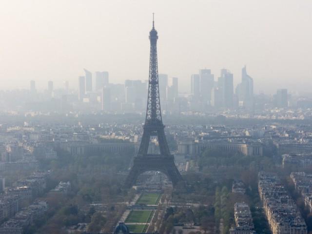 Sustainability, Sustainable Development, SDGs, Paris, Eiffel Tower, Air Quality, Pollution The SustainabilityX® Magazine