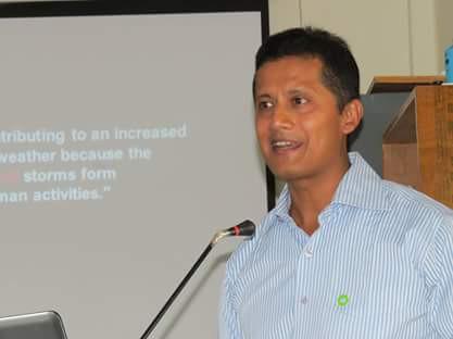 Rituraj Phukan's Climate Reality Project