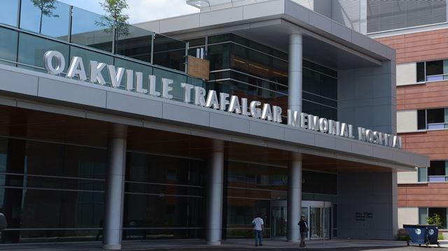 Oakville Trafalgar Memorial Hospital