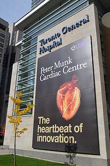 Toronto General Hospital, Toronto