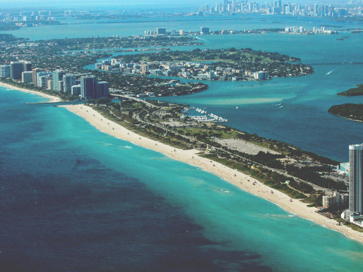 Miami's Going Down — Into The Ocean