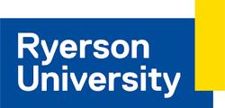 Ryerson U Logo