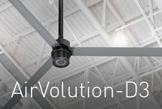Benefits of using MacroAir's HVLS fans for cooling large spaces