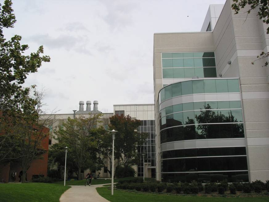 ANBourns Science Building, McMasterU