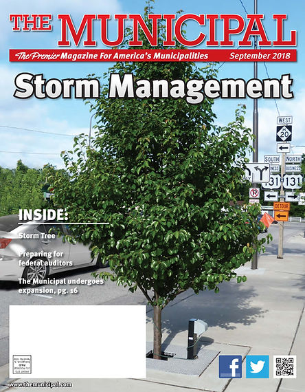 Municipal SEPT 2018 cover StormTree