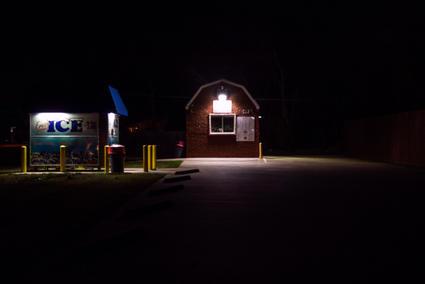 Snow Cone Shop