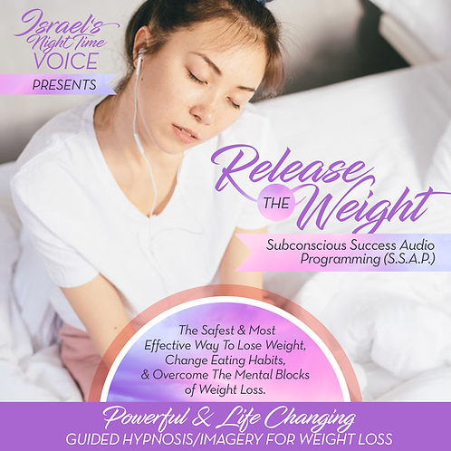 RELEASE THE WEIGHT (Choose Better Foods Daily, Transform Your Body Now)