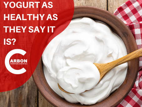 Is Greek Yogurt as Healthy as They say it is?