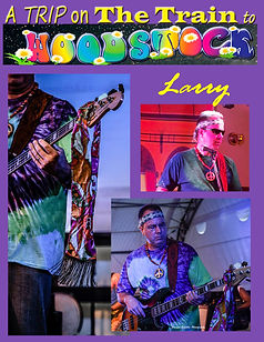 Larry Flanigan - Woodstock