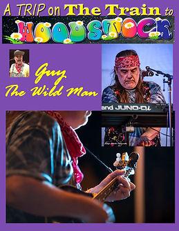 Guy Wallis - Woodstock