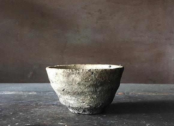 炭化ぐい呑 sake cup